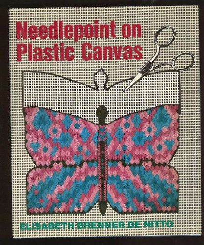 9780684155340: Needlepoint on Plastic Canvas