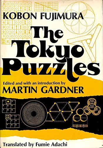 9780684155364: The Tokyo puzzles