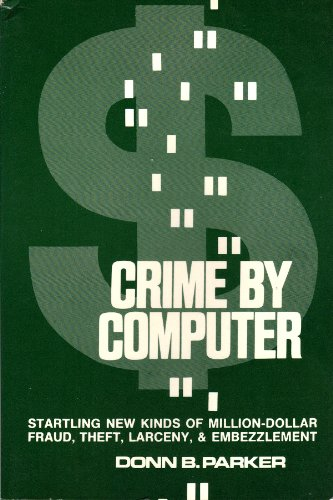 9780684155760: Crime by Computer