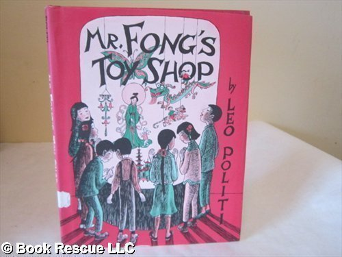 9780684155838: Mr. Fong's Toy Shop