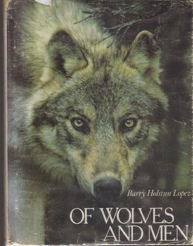 9780684156248: OF WOLVES AND MEN