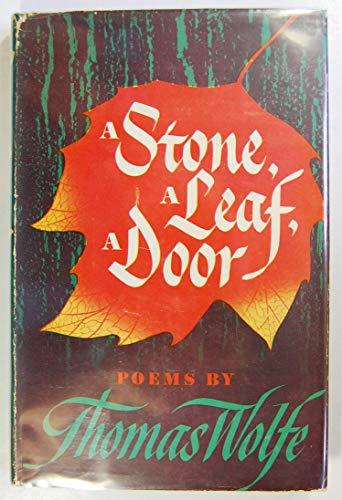Stone, a Leaf, a Door: Wolfe, Thomas