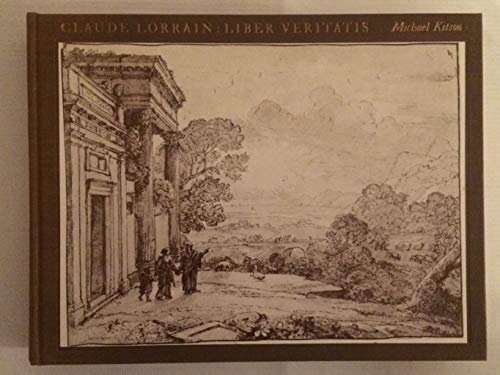 9780684157849: Claude Lorrain: Liber Veritatis