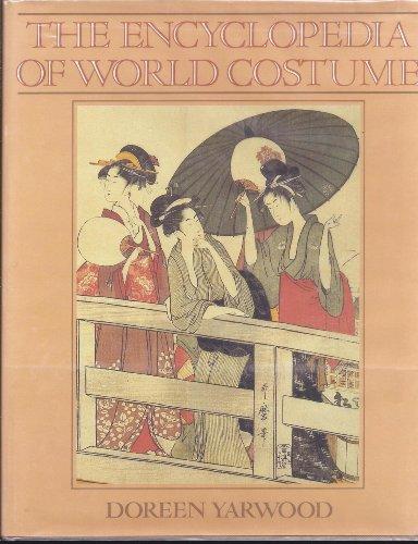 9780684158051: Encyclopedia of World Costume