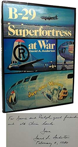 9780684158846: B-29 Superfortress at War