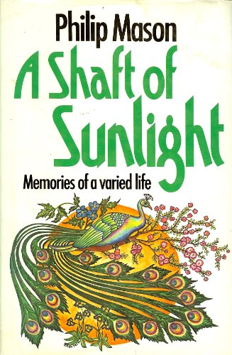 9780684159201: A shaft of sunlight: Memories of a varied life