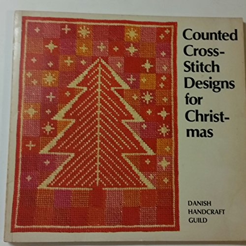 9780684159751: Counted Cross-Stitch Designs for Christmas