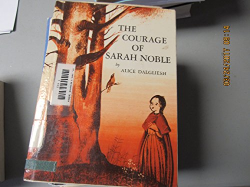 9780684160085: Courage of Sarah Noble