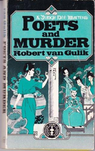 9780684161808: POETS & MURDER (Judge Dee Mysteries)