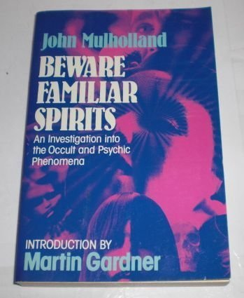 9780684161815: Beware familiar spirits (The Scribner library ; 860)