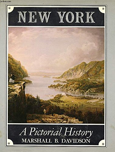 9780684161884: New York: a Pictorial History