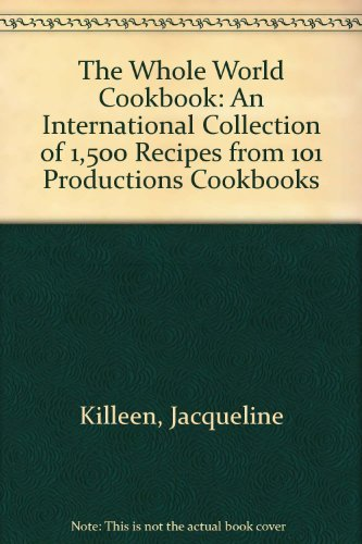 The Whole World Cookbook