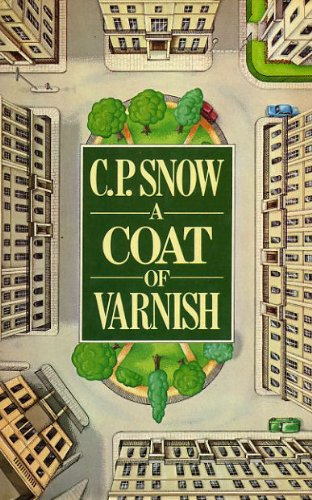 Coat of Varnish: C. P. SNOW