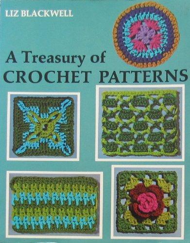 9780684163208: A Treasury of Crochet Patterns
