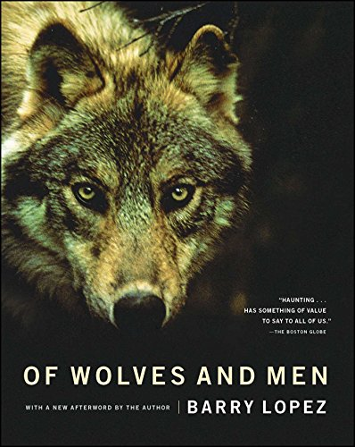 9780684163222: Of Wolves and Men