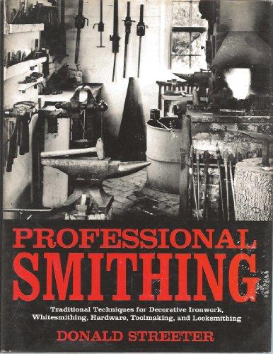 9780684165301: Professional Smithing