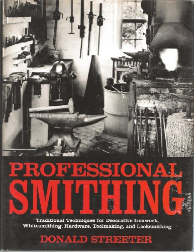 Professional Smithing: Donald Streeter