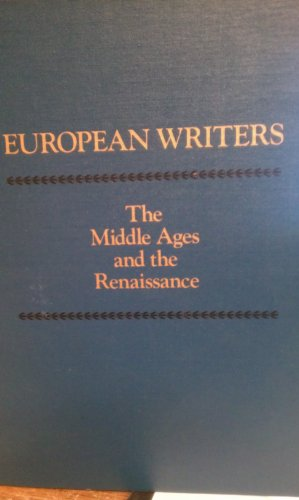European Writers: The Middle Ages and the Renaissance. In 2 Volumes.: Stade, George