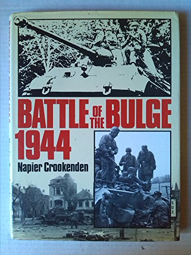 9780684166148: Battle of the Bulge 1944