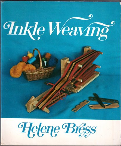 9780684167329: Inkle Weaving