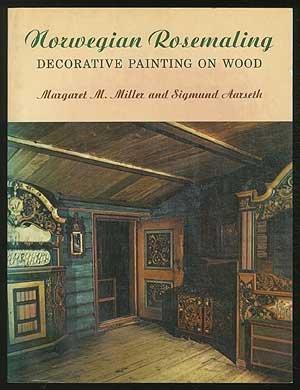 9780684167435: Norwegian Rosemaling: Decorative Painting on Wood