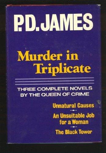9780684167480: Murder in Triplicate