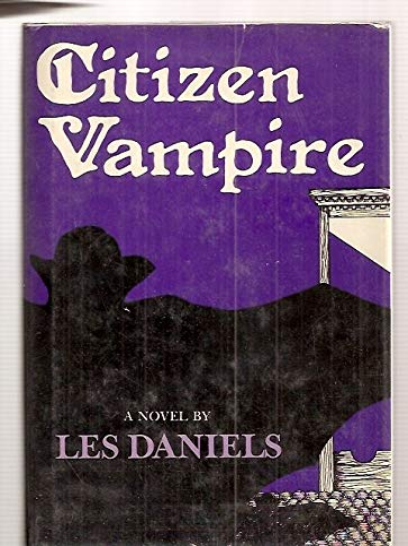 9780684168272: Citizen Vampire