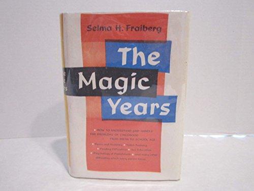 9780684168494: MAGIC YEARS