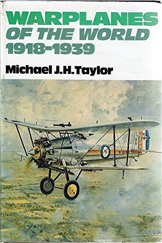 9780684169842: Warplanes of the world, 1918-1939