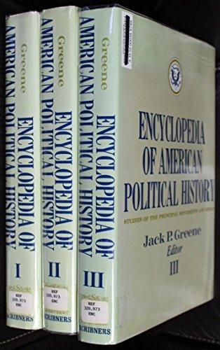 9780684170039: Encyclopedia of American Political History
