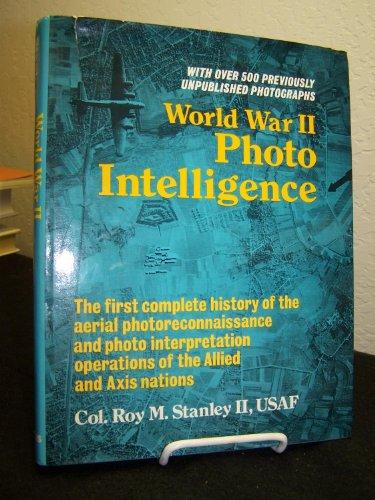 9780684170169: World War II Photo Intelligence