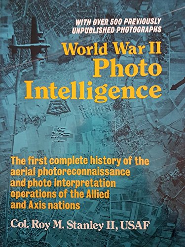 9780684170169: World War II Photo Intelligence