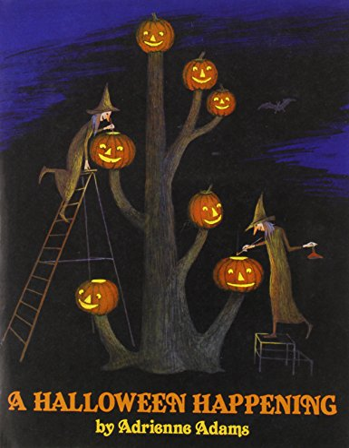 9780684171661: A Halloween Happening (Halloween Happening Juv CL)