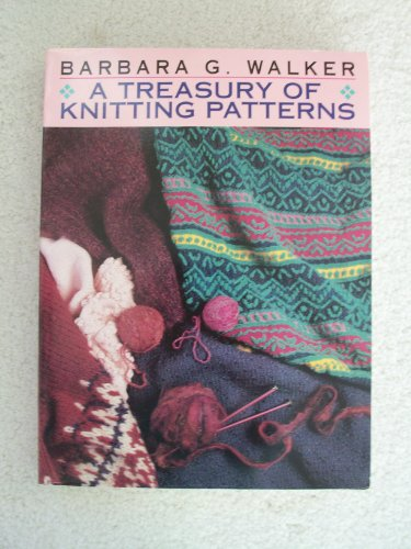 9780684173146: A A Treasury of Knitting Patterns