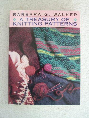 9780684173146: A Treasury of Knitting Patterns