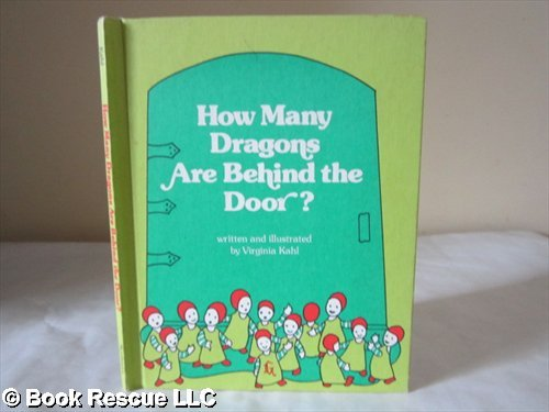 9780684173818: How Many Dragons Are Behind the Door?