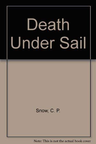 9780684174310: Death Under Sail