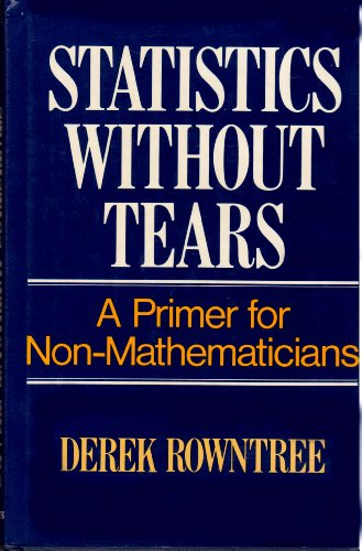 9780684175010: Statistics Without Tears