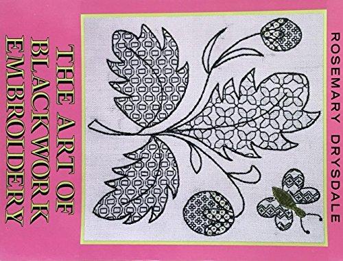9780684176420: Art of Blackwork Embroidery