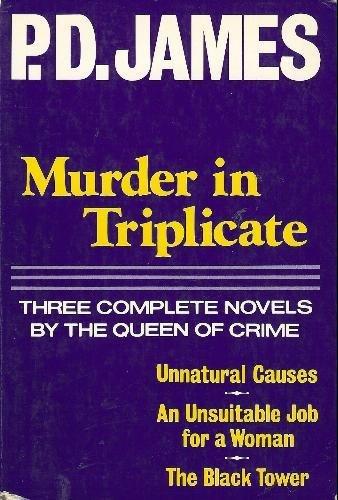 9780684176468: Murder in Triplicate