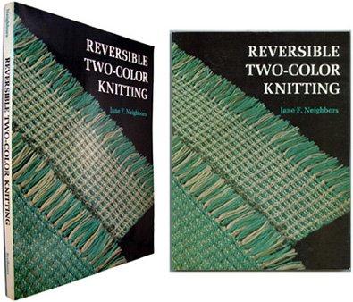 Reversible Two-Color Knitting: Neighbors, Jane