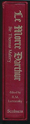 9780684176734: Sir Thomas Malorys Le Morte D Arthur Limited Edition