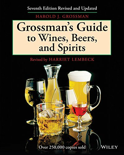 9780684177724: Grossman's Guide to Wines, Beers, and Spirits
