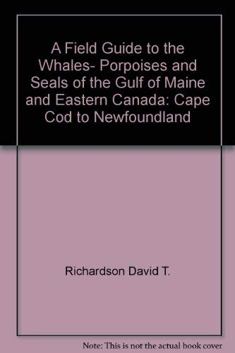 A field guide to the whales, porpoises,: Katona, Steven K