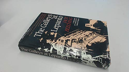9780684179186: The Galleys at Lepanto