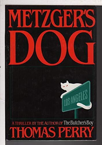 9780684179483: Metzger's Dog