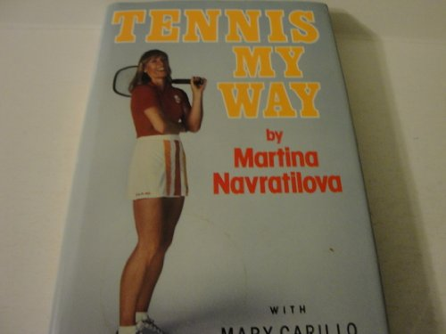 9780684180038: Tennis My Way