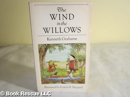 Wind in the Willows: Kenneth Grahame