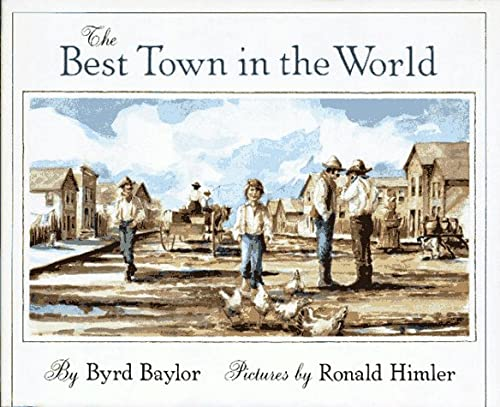 The Best Town in the World: Baylor, Byrd