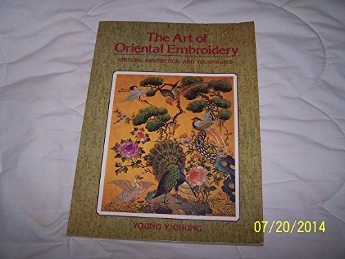 9780684180403: Art of Oriental Embroidery: History, Aesthetics, and Techniques